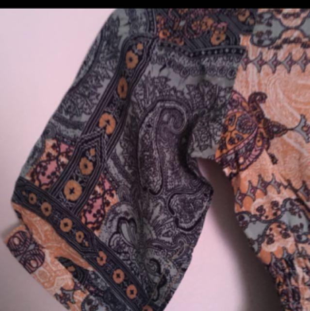 Boho Jaase mini me maxi dress