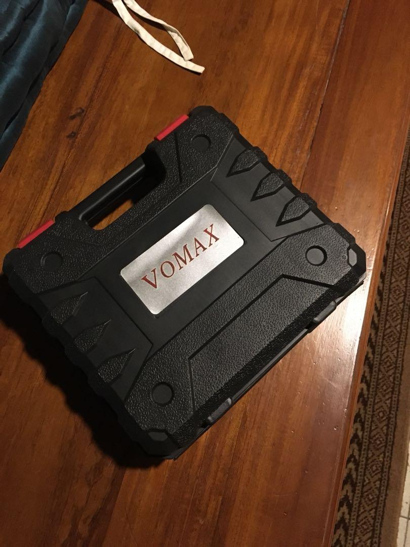 Cordless Drill vomax