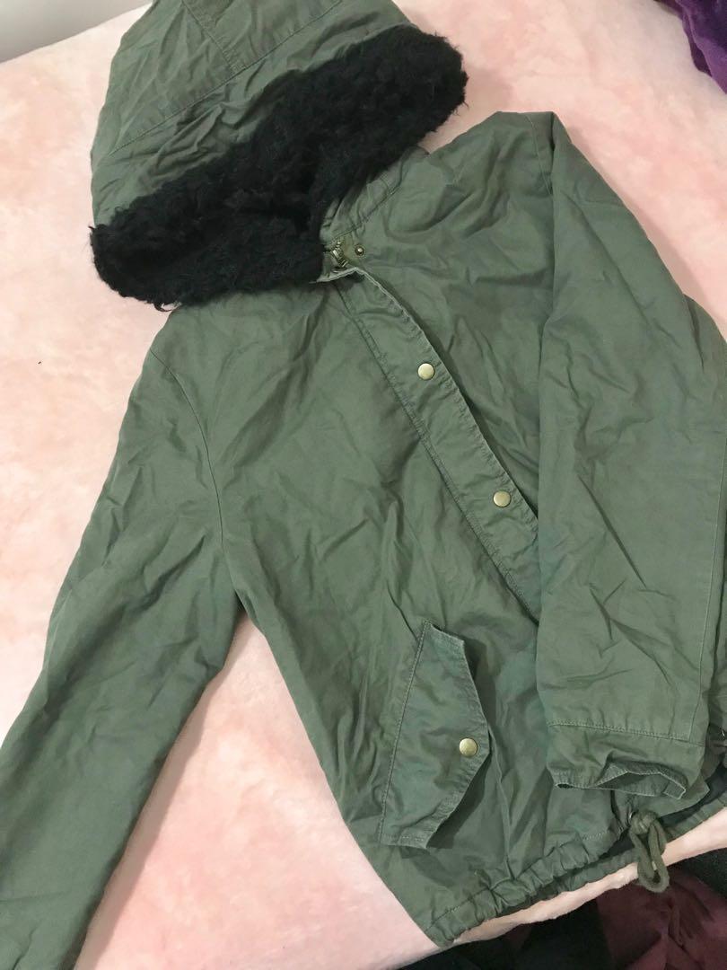 Cotton On Winter Jacket