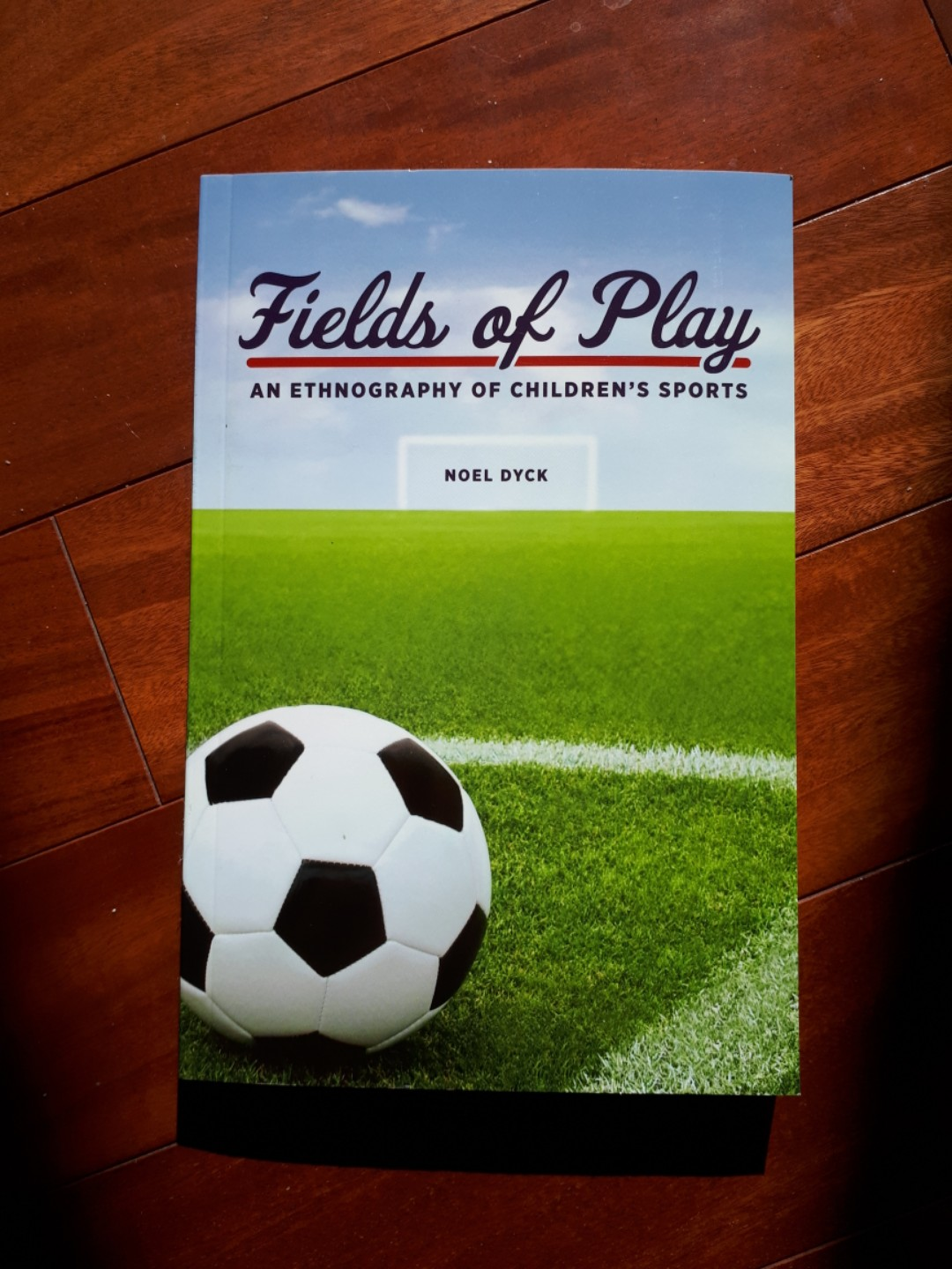 Fields of Play - An Ethnography of Children's Sports