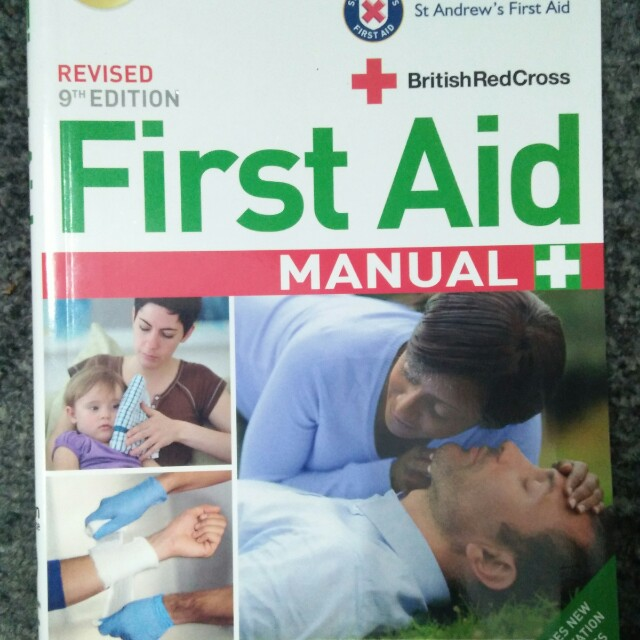 first aid manual 9th edition books stationery textbooks on carousell rh sg carousell com first aid manual 5th edition first aid manual 9th edition pdf