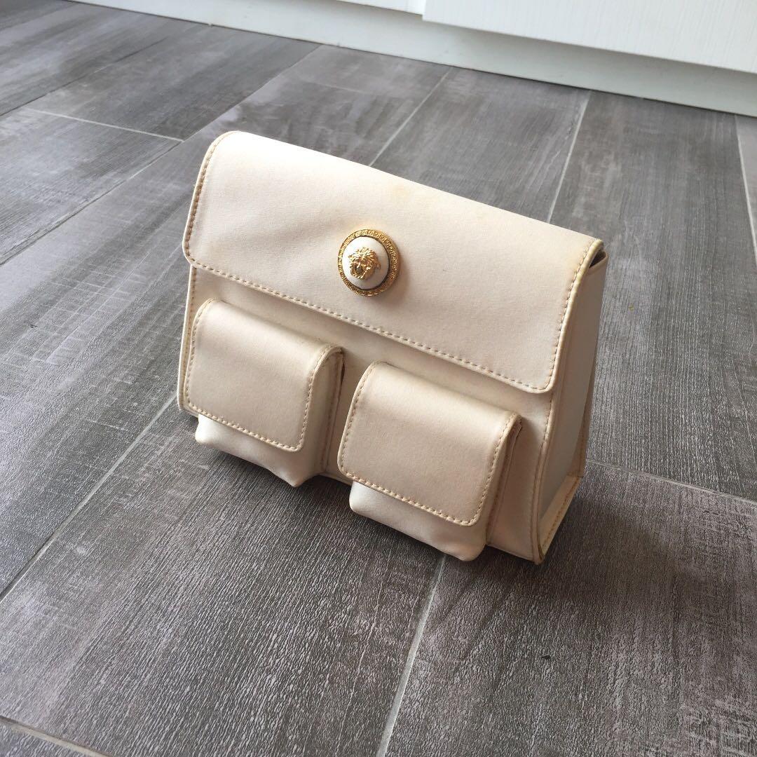 Gianni Versace Bag   clutch  Pouch   Handbag - Vintage, Authentic ... d3d36a1fda