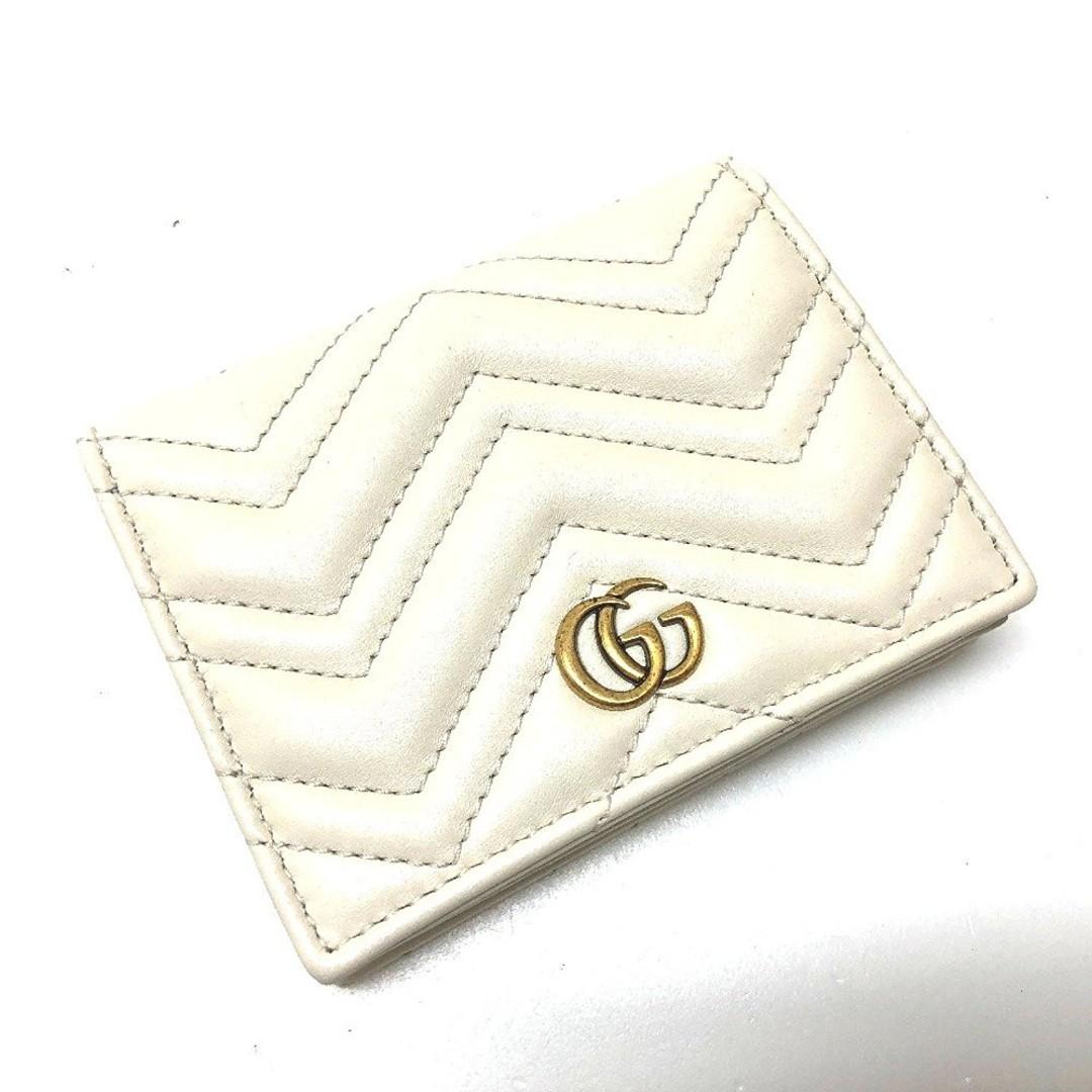 Gucci 443125 gg business card holder pass case wallet card case pvc photo photo colourmoves