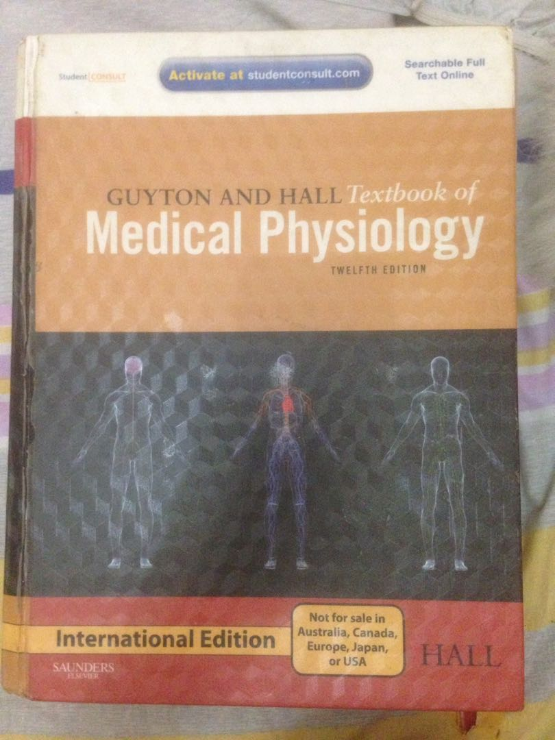 Guyton & Hall Textbook of Medical Physiology - 12th Edition ...