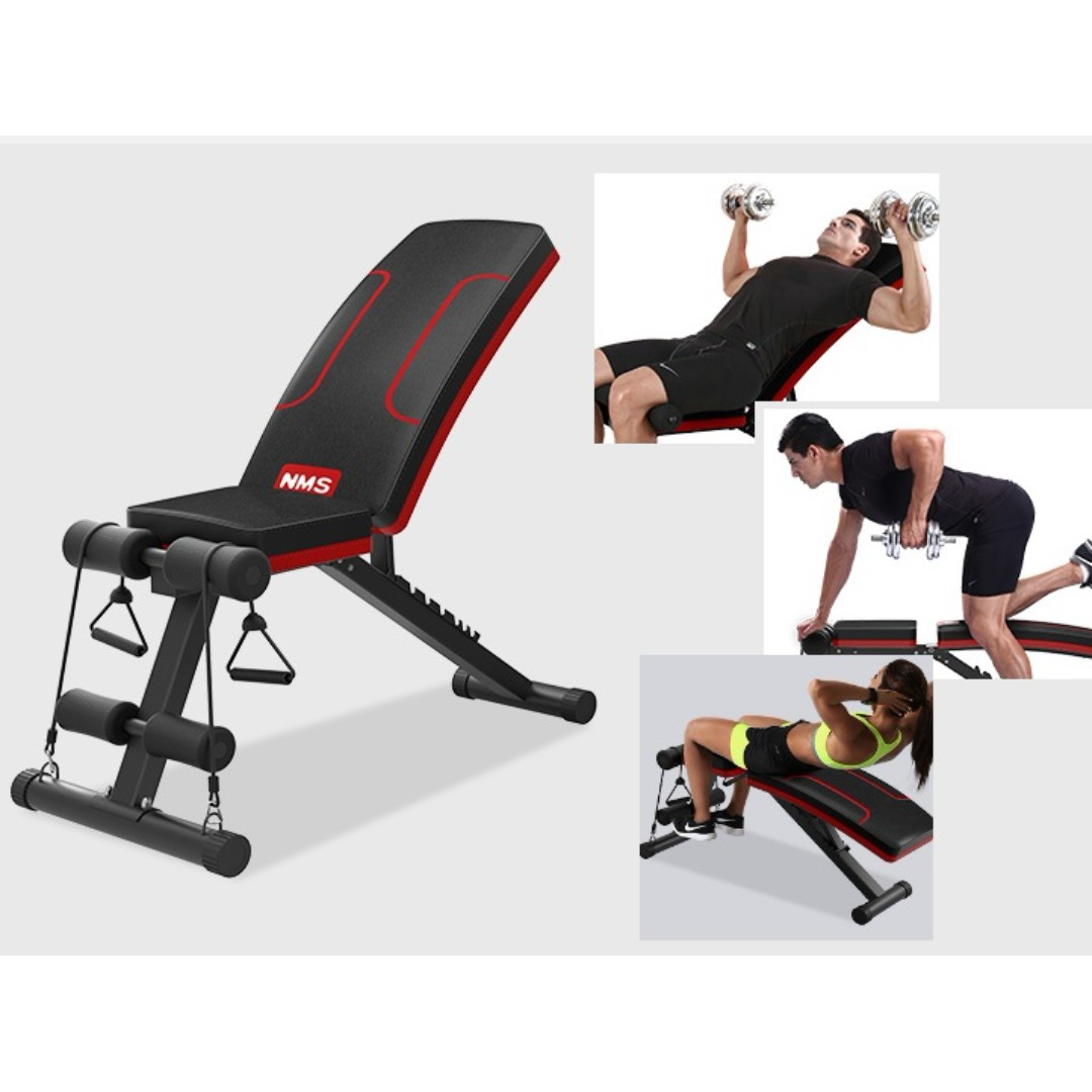 Gym Exercise Bench Workout Chair Weighting Sports Sports u0026 Games Equipment on Carousell  sc 1 st  Carousell & Gym Exercise Bench Workout Chair Weighting Sports Sports u0026 Games ...