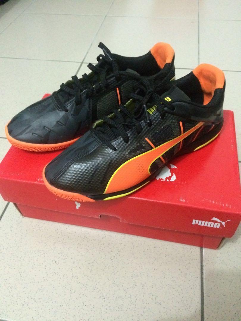 1703e234892 Kasut Futsal Puma NEON LITE 2.0