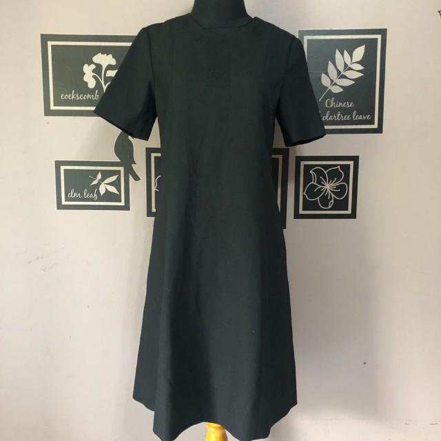 Korean Black Dress (Import)