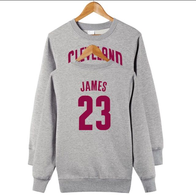 e0b99aba Lebron James Long Sleeve Shirt, Sports, Sports & Games Equipment on ...