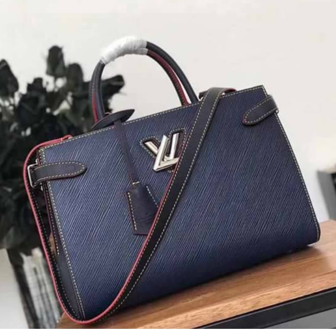 80f0cc76360d LV Twist Tote  Authentic ----  PLS TAKE TIME TO READ the DETAILS ...
