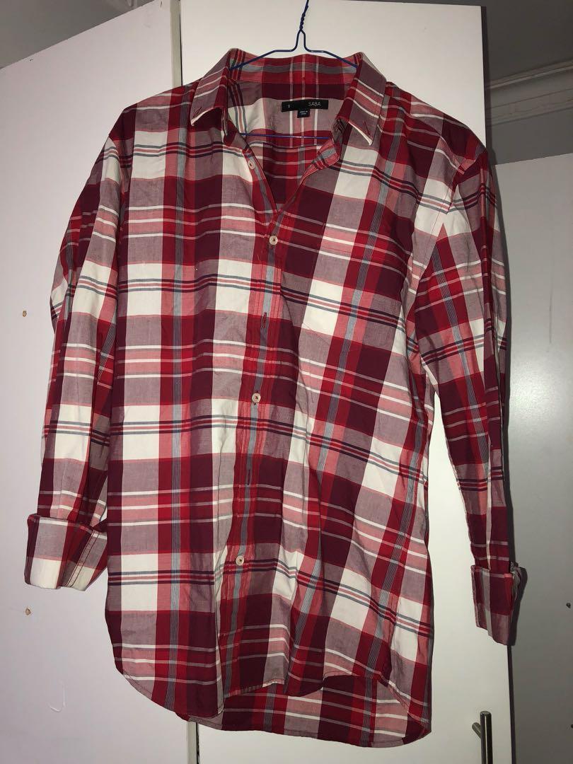 Men's Saba shirt size S