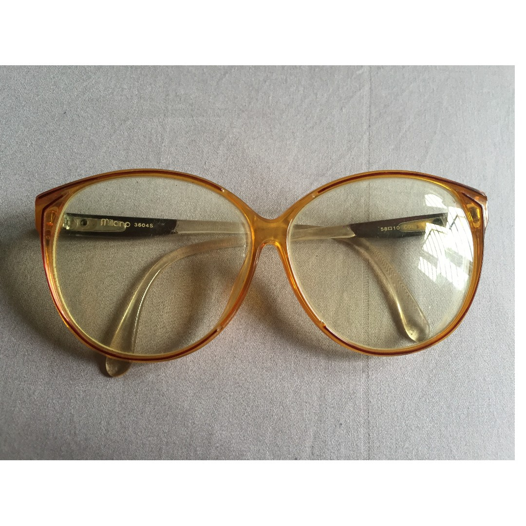 Milano Vintage Frames, Women\'s Fashion, Accessories on Carousell