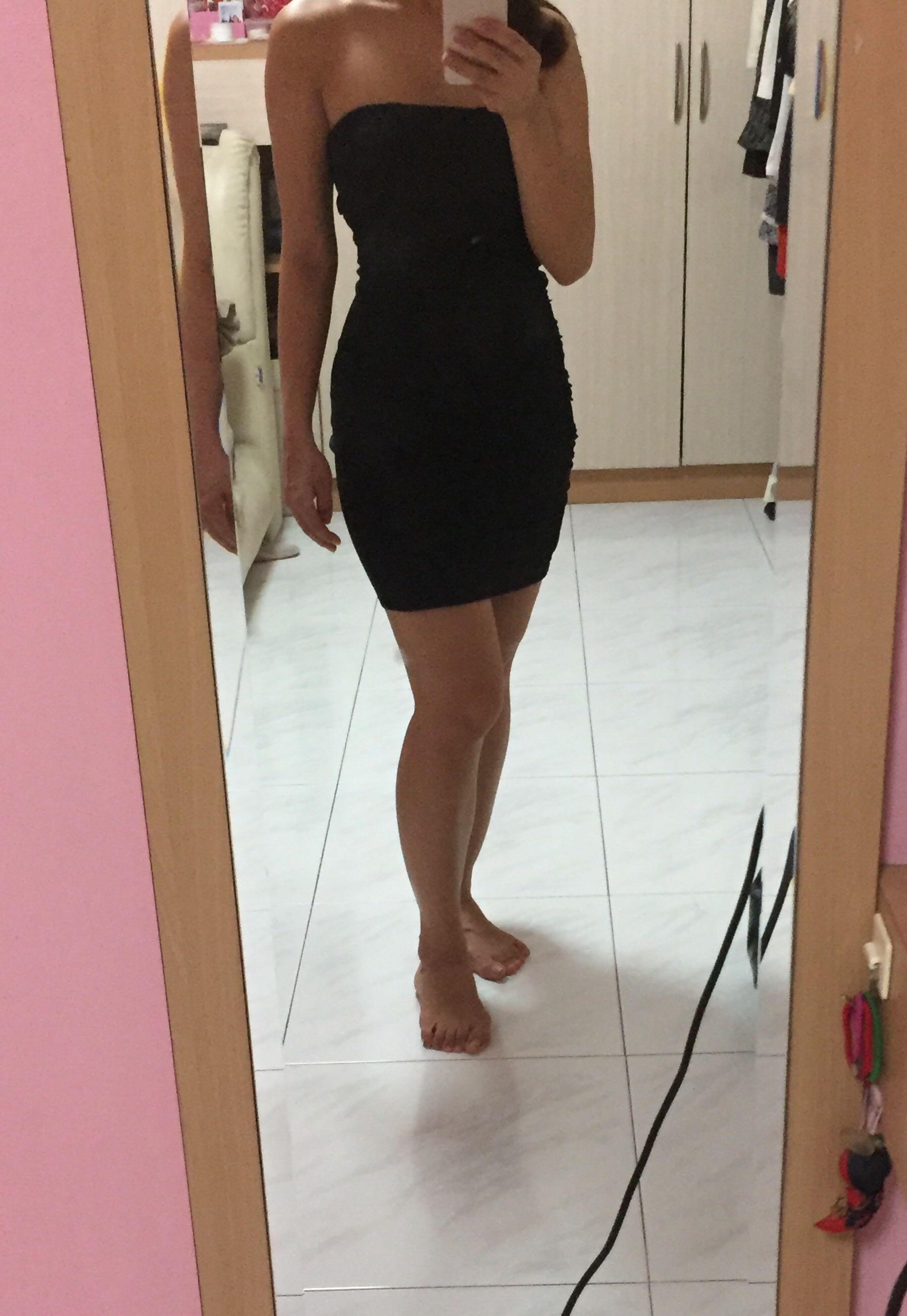 5e112c5a41f New Zara Trf Night Collection Dress