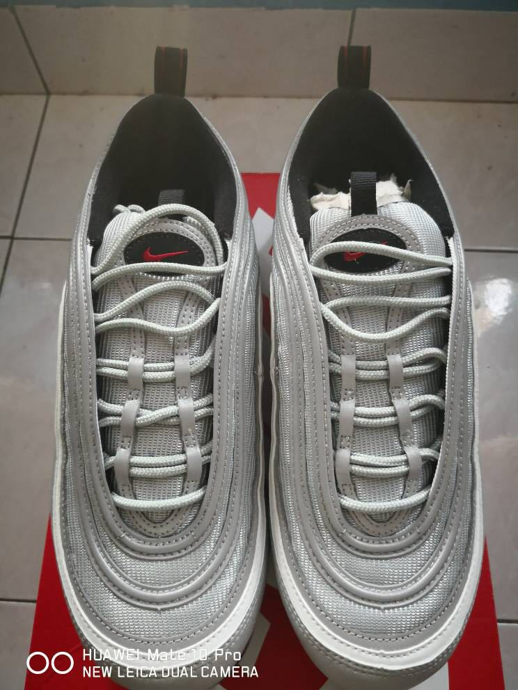 new style f9be9 80c4c Nike Air 97 Vapormax Silver Bullet