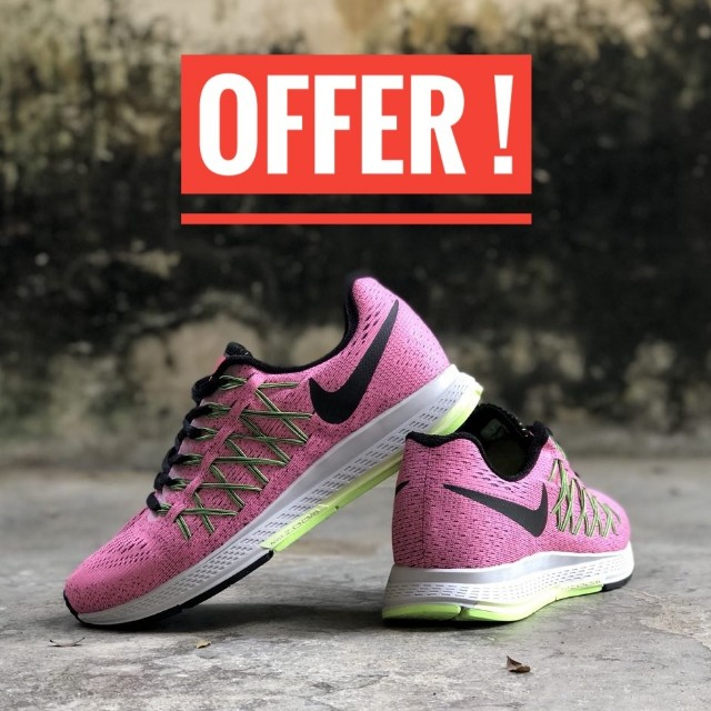 70383ee06f7e ... greece nike zoom pegasus 32 womens fashion shoes on carousell 810c8  38b22