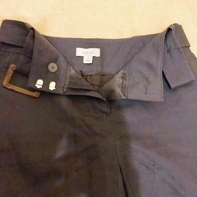 OJAY | High waist belted skirt - 6