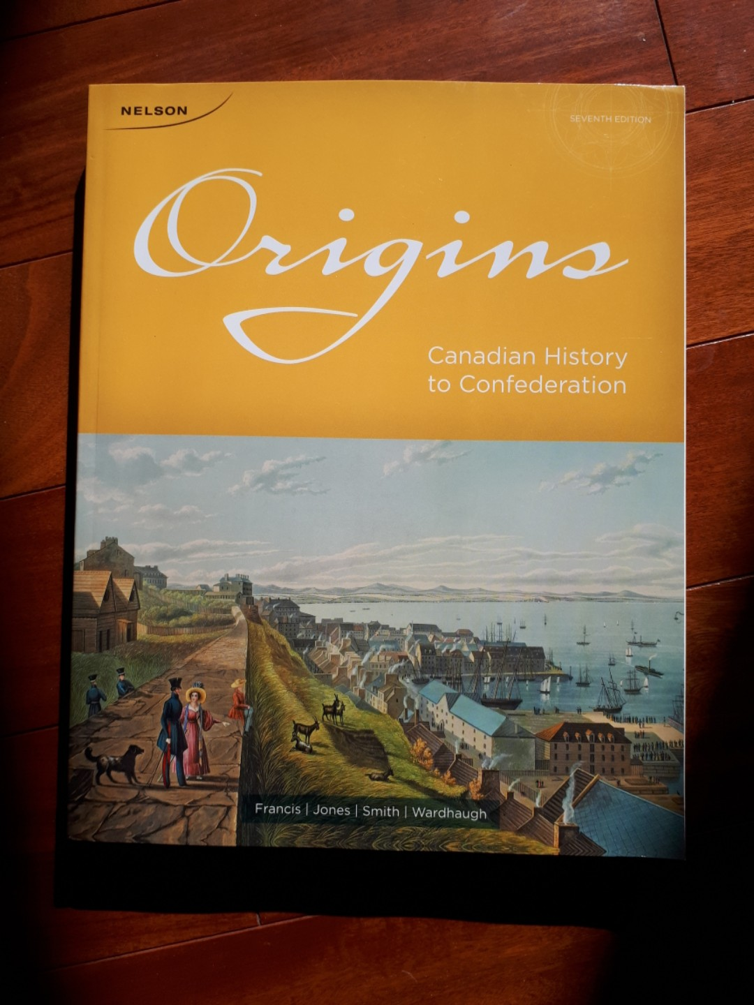 Origins - Canadian History to Confederation with Online Access Code