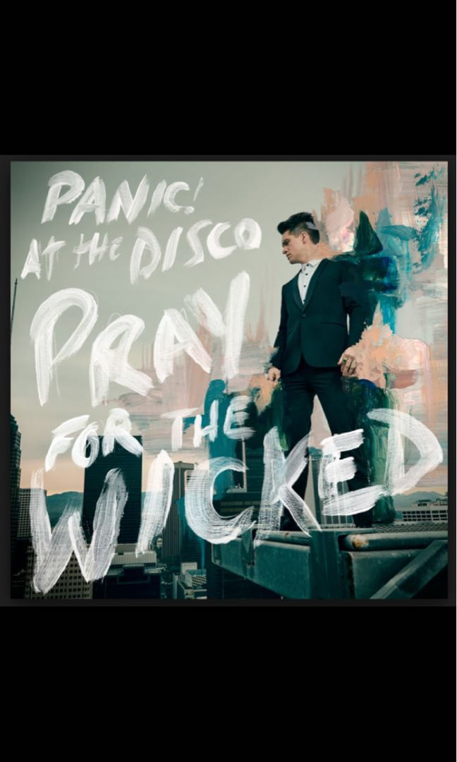 Panic at the Disco Pray for the Wicked Concert Tickets