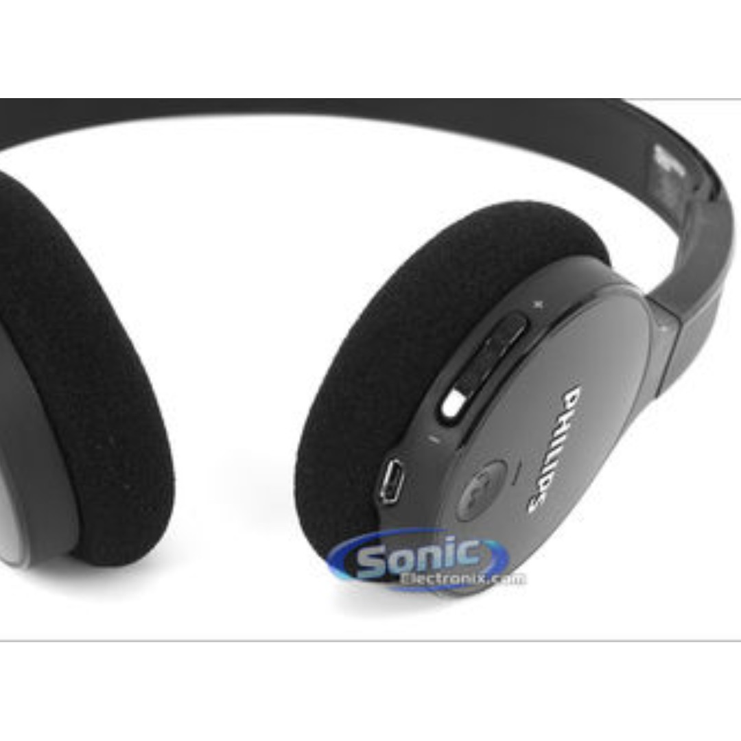 a0ee9cd11b7 Philips Wireless Bluetooth Headset With Mic SHB4000, Electronics, Others on  Carousell