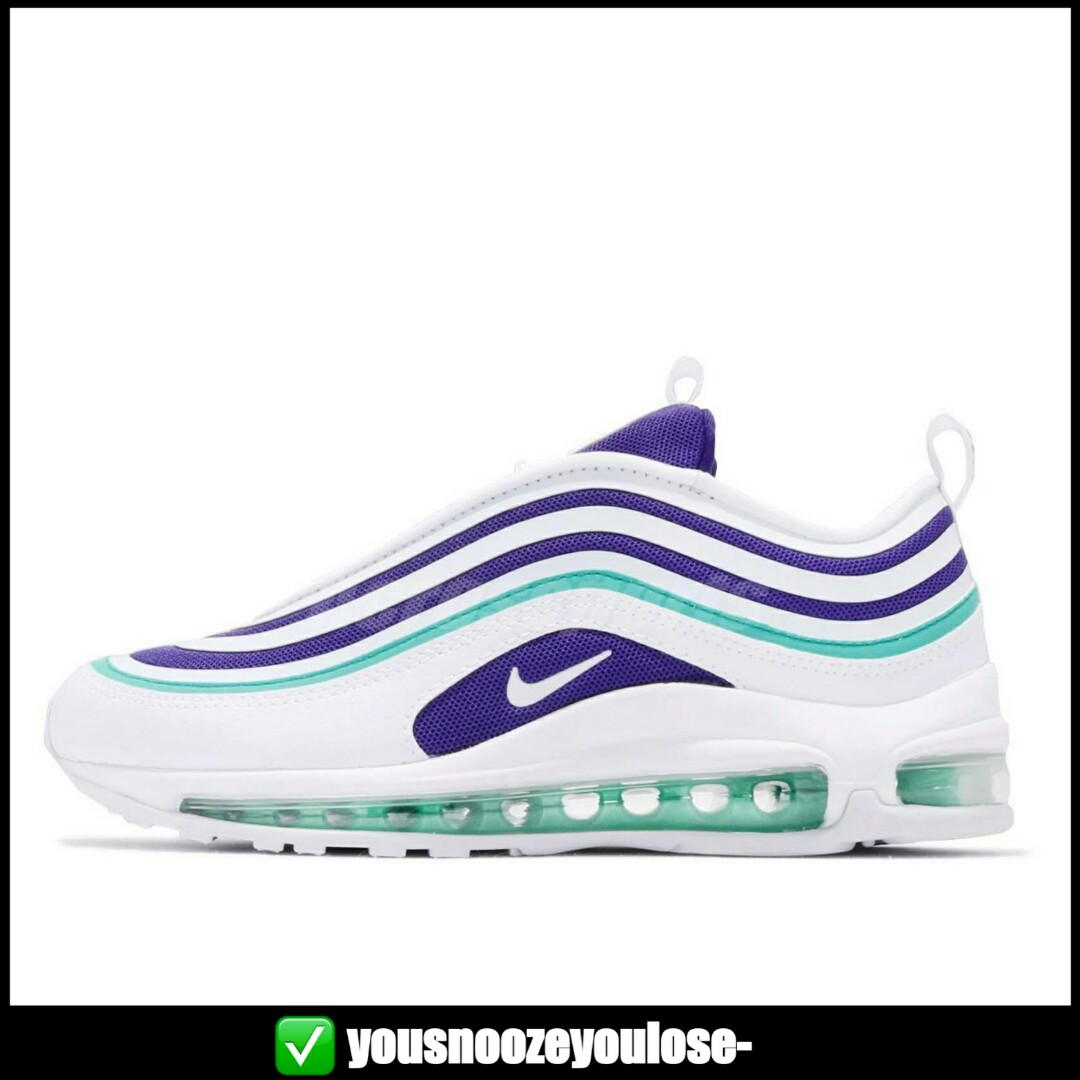 promo code 73192 a9791  PREORDER  NIKE AIR MAX 97 WOMEN ULTRA GRAPE PURPLE BLUE, Bulletin Board,  Preorders on Carousell