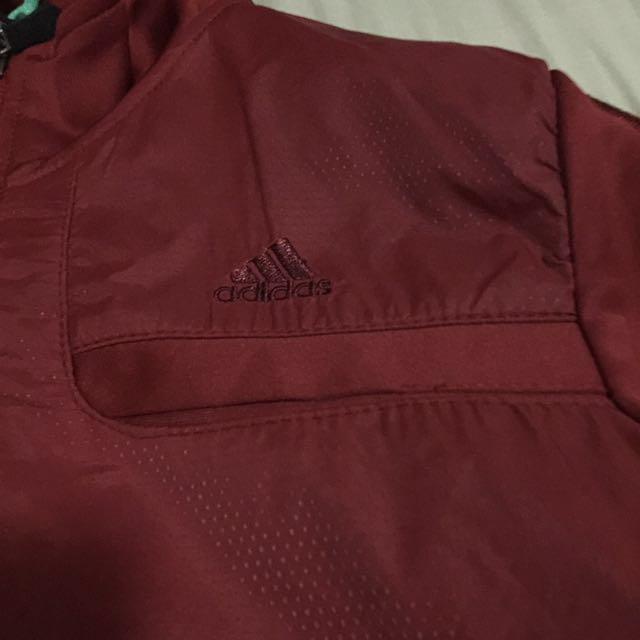 Red Vintage Adidas Set