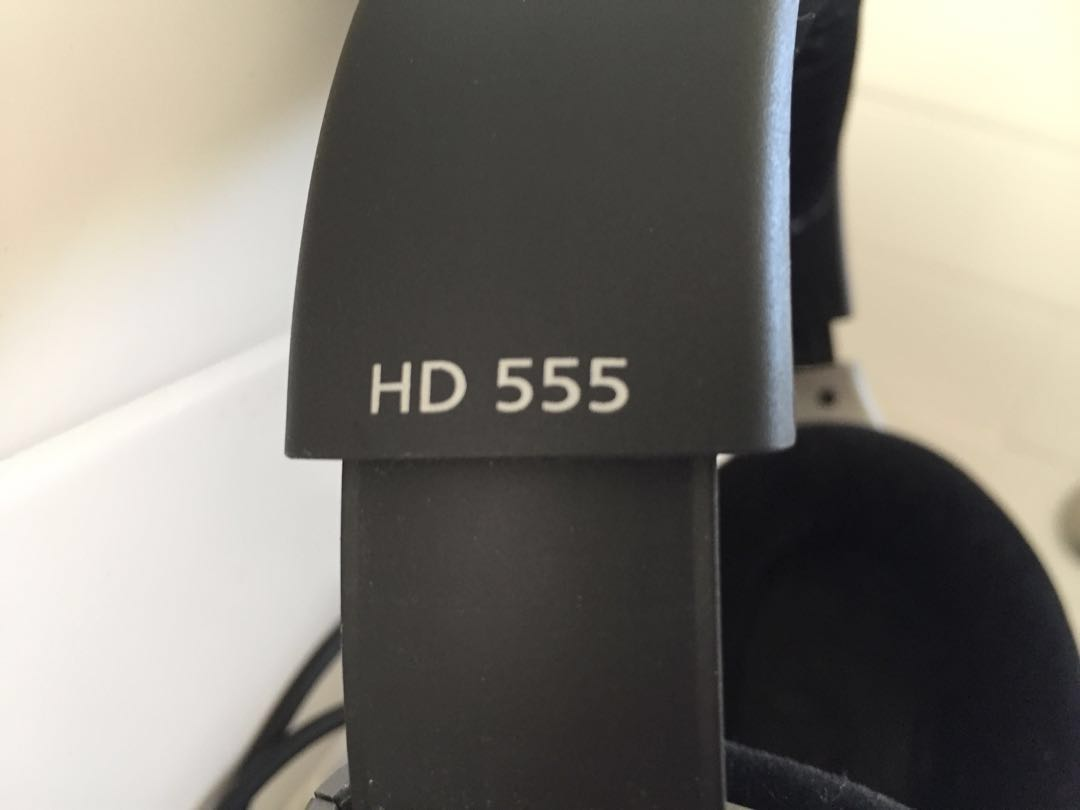 Sennheiser HD555