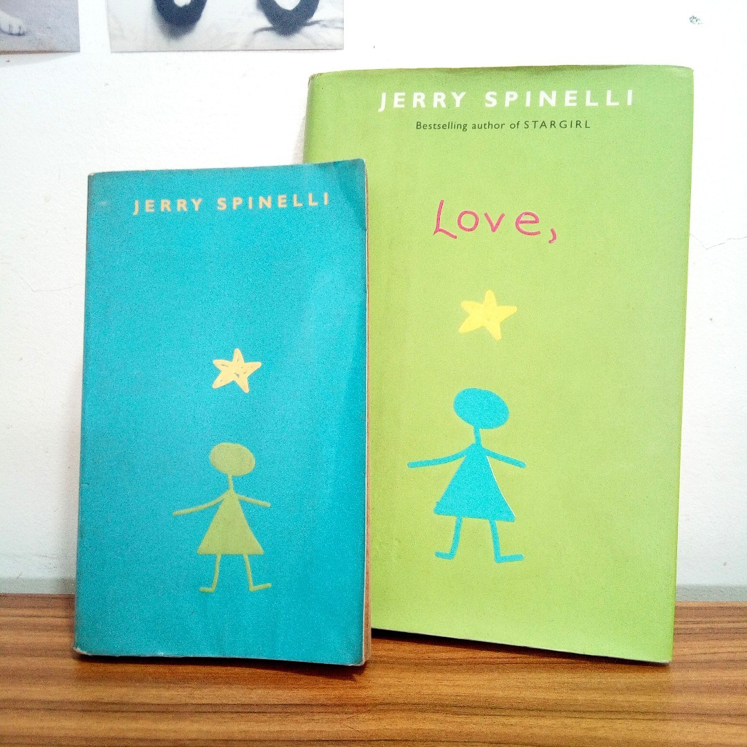 Set of 2 Stargirl Books by Jerry Spinelli YA Young Adult