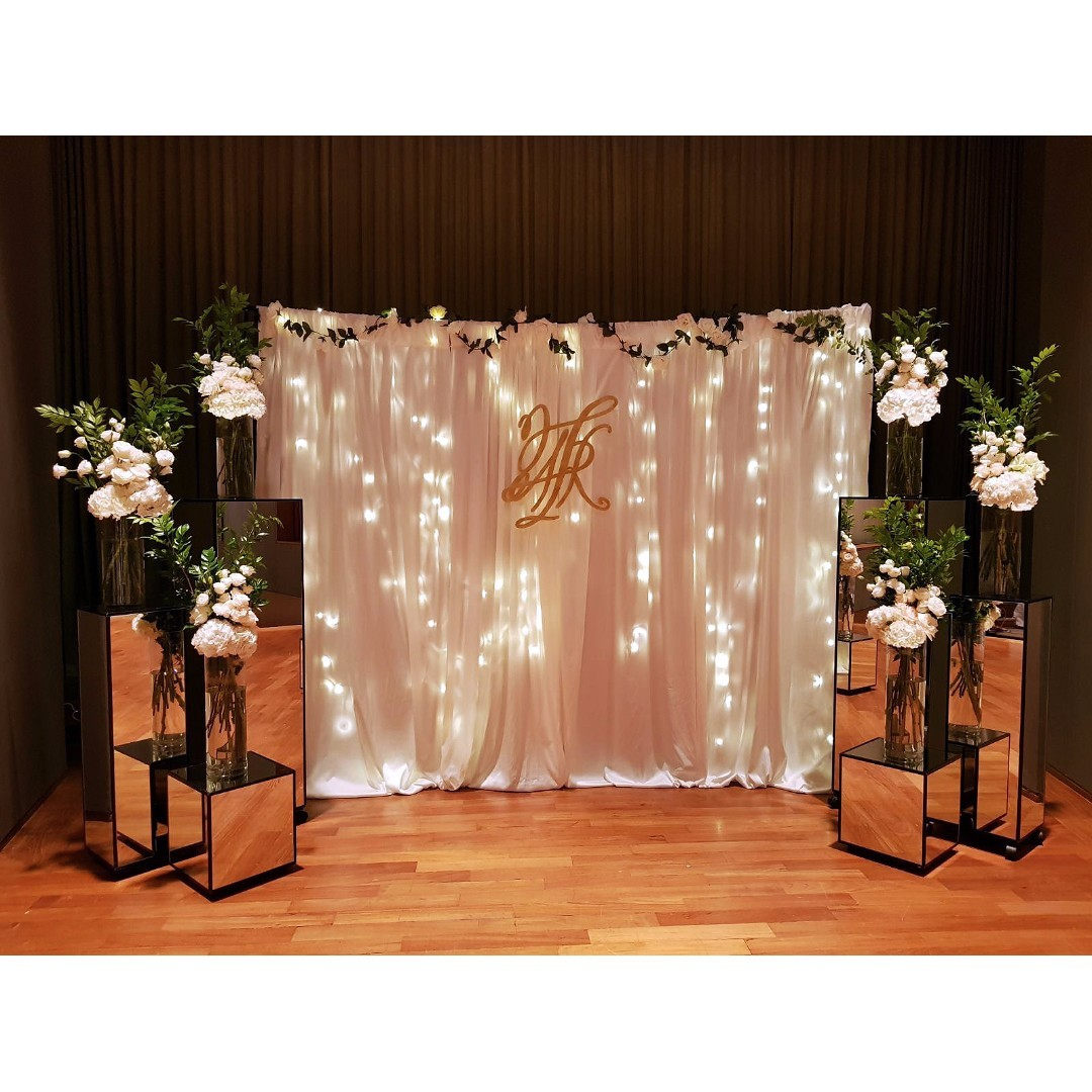 Wedding Decor Rental Singapore: Luxuri's Items For Sale On Carousell