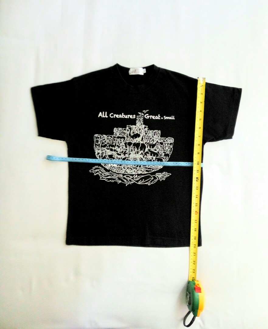 "SPCA ""All Creatures Great & Small"" Tees"