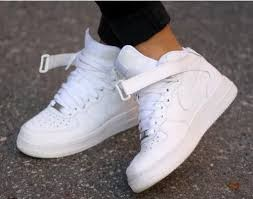 Womans nike air force 1s