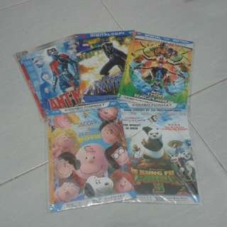 Dvd Movie Barat (Take All)