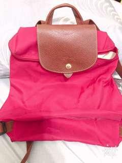 Longchamp 後背包