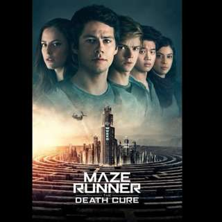 [Rent-A-Movie] MAZE RUNNER THE DEATH CURE (2018)
