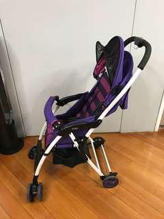 Aprica Magical Air 3.1 Stroller - Purple Border BB車