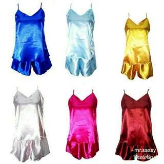 Satin Sleepwear