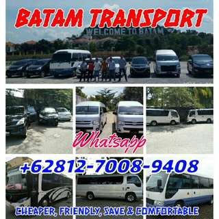 Batam cheaper transportation