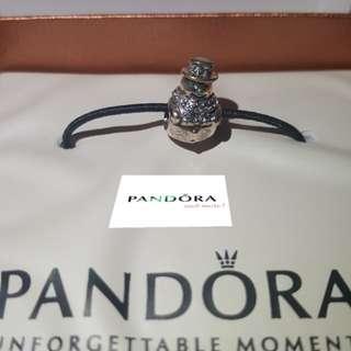 Pandora Snowman Charm Sale