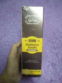 Scrub Habbatus Sauda