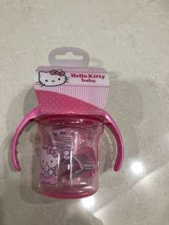 Hello Kitty Baby Drinking Cup