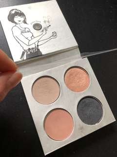 Stila Cat Eye Eyeshadow Quad