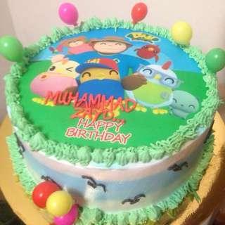 Didi & Friends Cake
