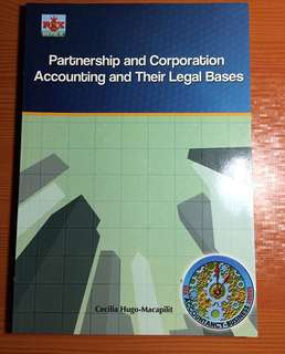 Partnership and Corporation Accounting - Macapilit