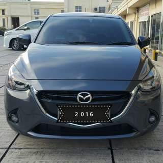 Mazda2 Skyactiv GT 1.5 AT 2016 dark grey antik