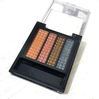 (PRELOVED) Superlative Glitter 3D Eyeshadow Palette (eyeshadow murah pigmented)