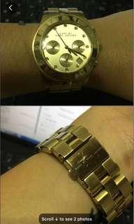 Authentic Marc Jacobs Boyfriends Watch