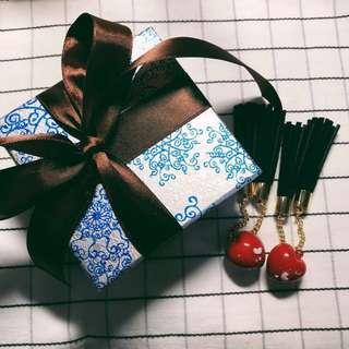Ring + Bracelet + Love bell Hwayugi A Korean odyssey monkey king Plush Toy