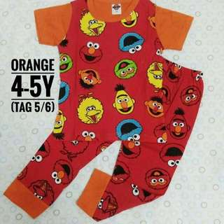 Elmo pyjamas unisex (brand new)