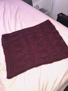 Infinity Scarf (knitted)