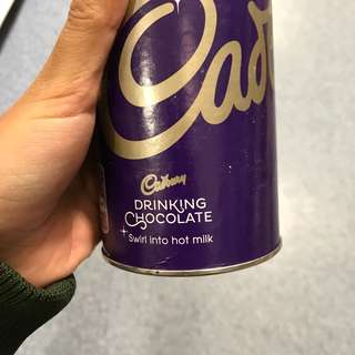Cadbury Instant Hot Chocolate 🍫