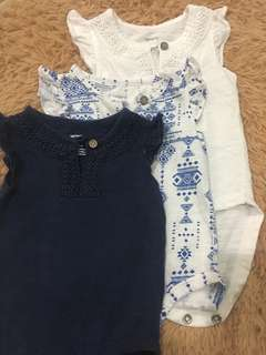 Carters sweet romper