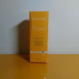 Wardah C-defense Serum